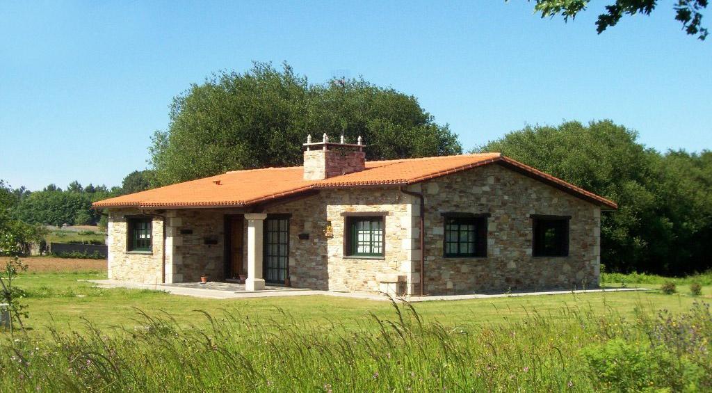 Dise o r stico en viviendas del siglo xxi - Modelos de casas de planta baja ...