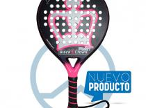 Pala de padel Black Crown Piton NAKANO