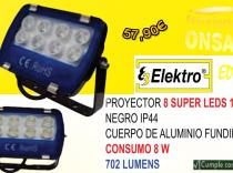 Proyector 8 Superleds EDM