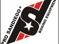 BANDERA PRO-SANDIEGO BOXING EQUIPMENT