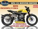 HPS 125 HISTER EDITION