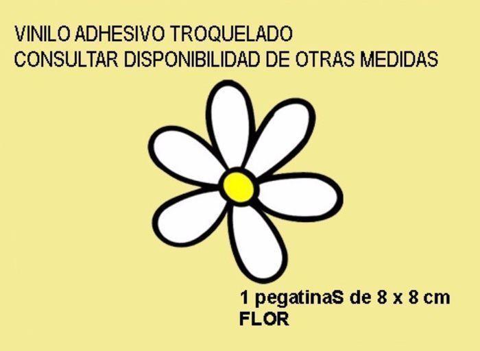 Pegatina MARGARITA TUNING FLOR REF  FD300 b811ac02135c0
